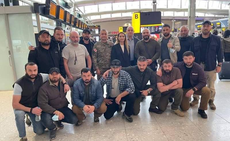 ავღანეთში ჩარჩენილი საქართველოს 16 მოქალაქე სამშობლოში გამთენიისას დაბრუნდა