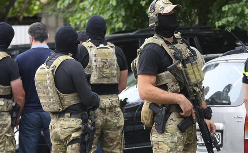 სპეცოპერაცია პანკისში - ვინ არიან ტერორიზმის ბრალდებით დაკავებულები