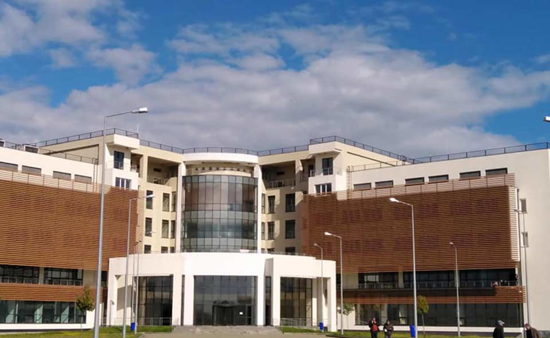 რუხის საავადმყოფოში კორონავირუსით პაციენტი გარდაიცვალა