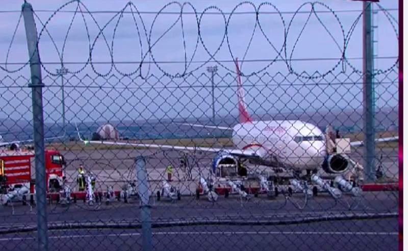 საგანგებო ვითარება აეროპორტში - თბილისი-ვენის რეისი უახლოეს საათებში განხორციელდება