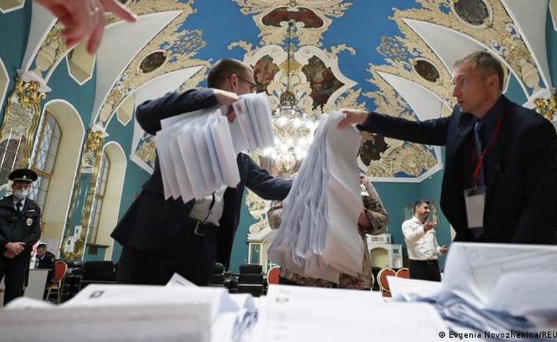 ეს იყო ფარსი, რუსეთში ყველაზე არაკონკურენტული არჩევნები ჩატარდა - სიუზან შპანი