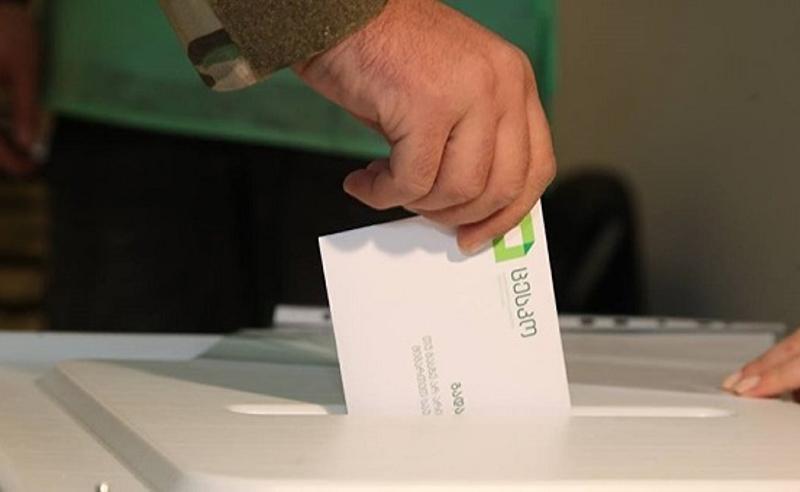 2 ოქტომბრის არჩევნებისთვის 3 497 345 ამომრჩეველია
