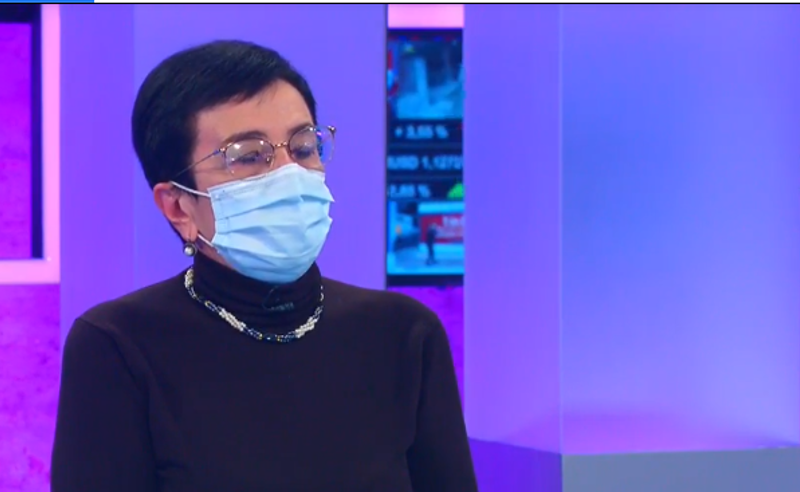 ღარიბაშვილისგან განსხვავებით, ექიმები ადამიანის სიცოცხლეზე პასუხისმგებლობას მიჩვეულები ვართ -  მარინა აბაშიძე